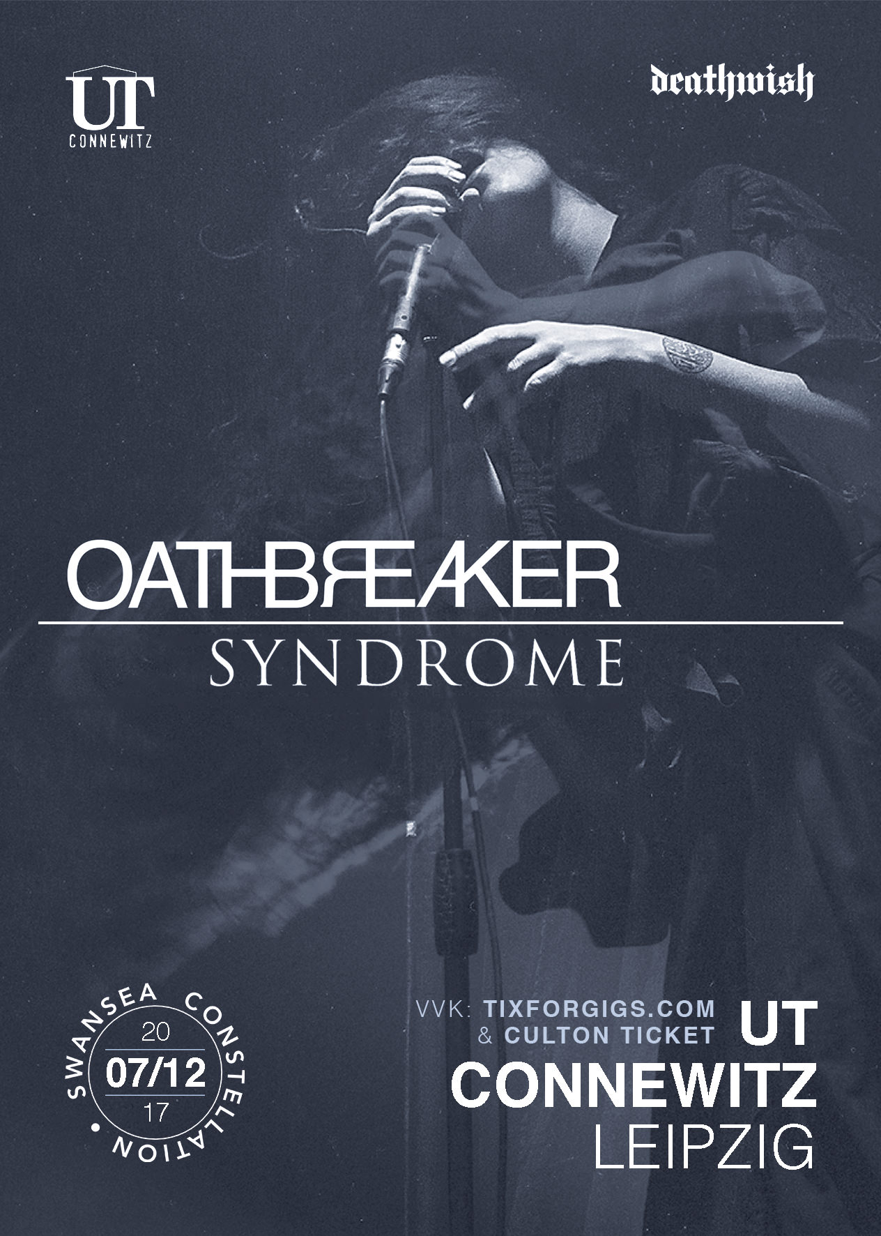Oatbreaker + Syndrome |07.12.2017