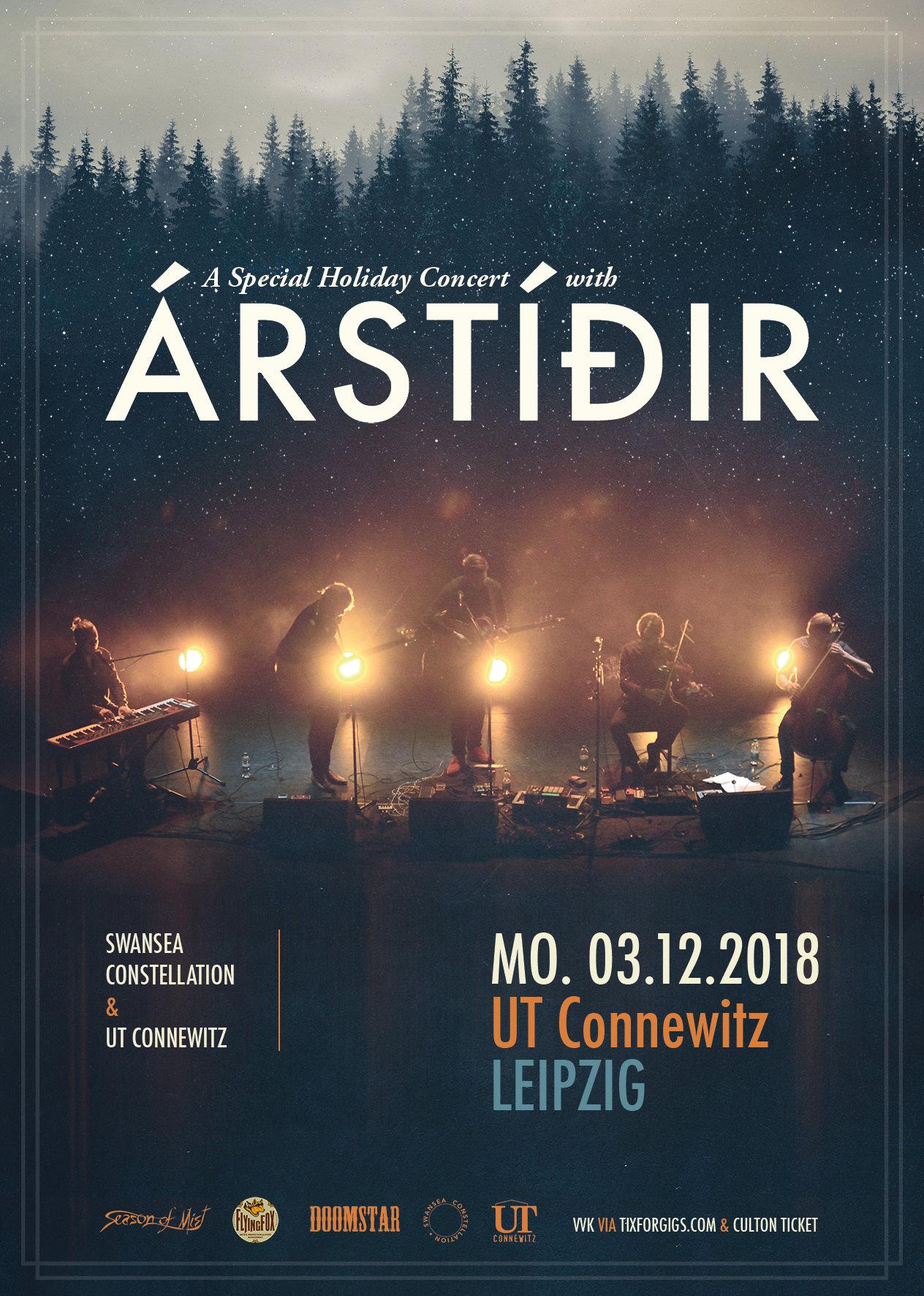Arstidir | 03-12-2018