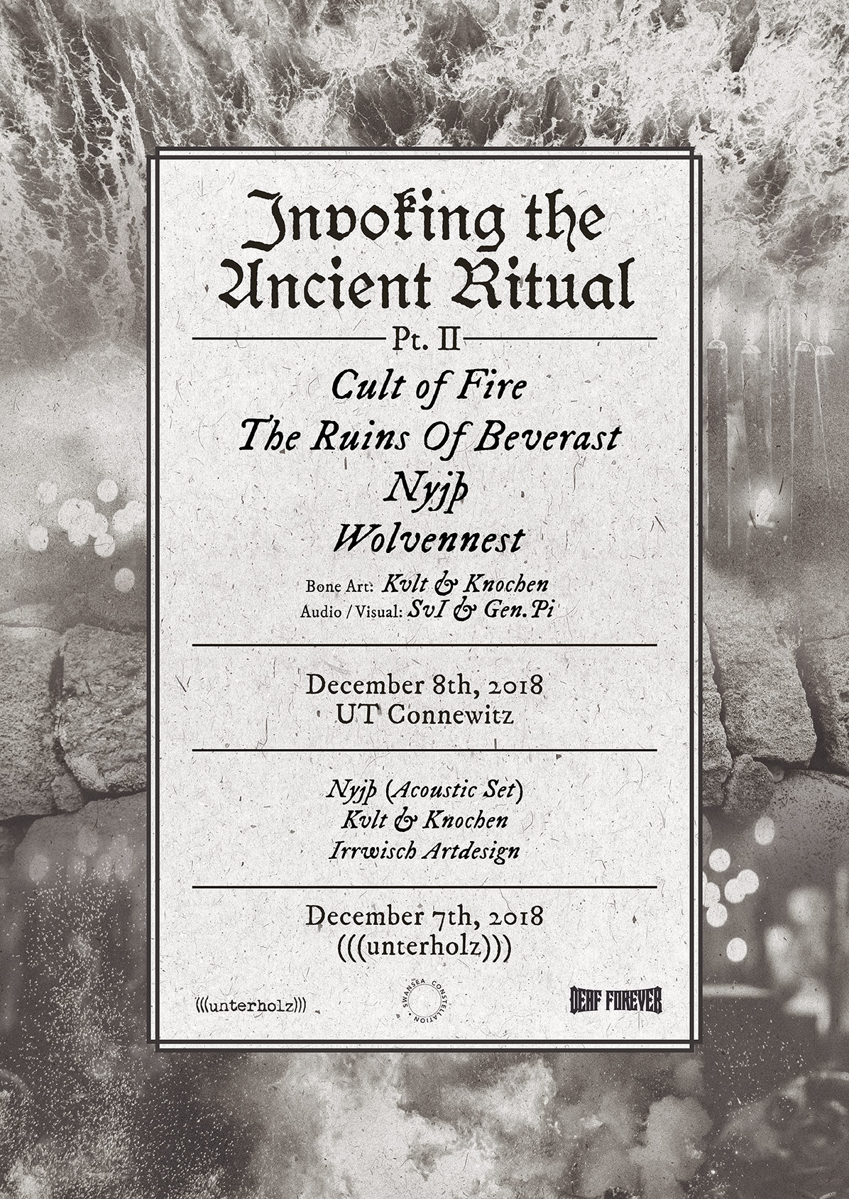 Invoking the Ancient Rituals Festival |08-12-2018
