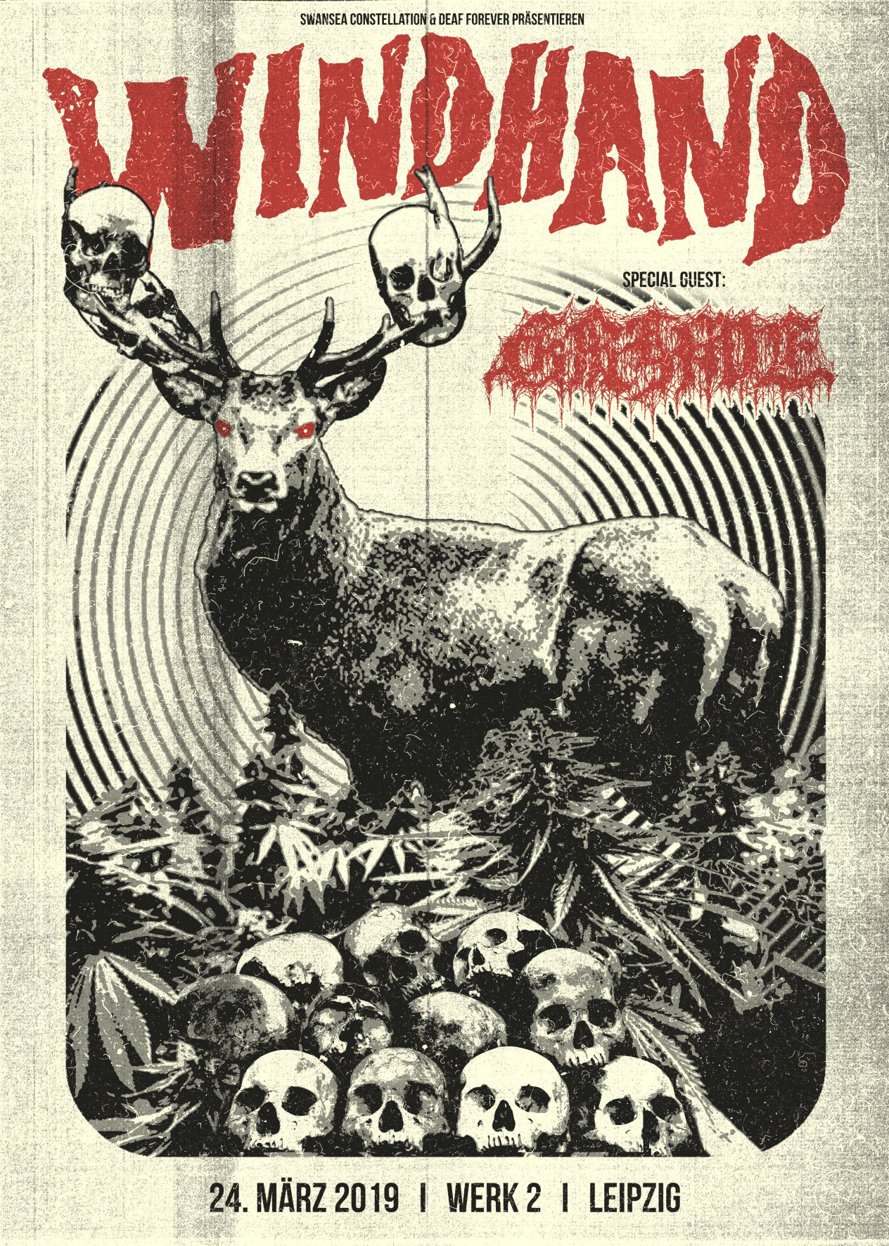 Windhand + Grime | 24-03-2019