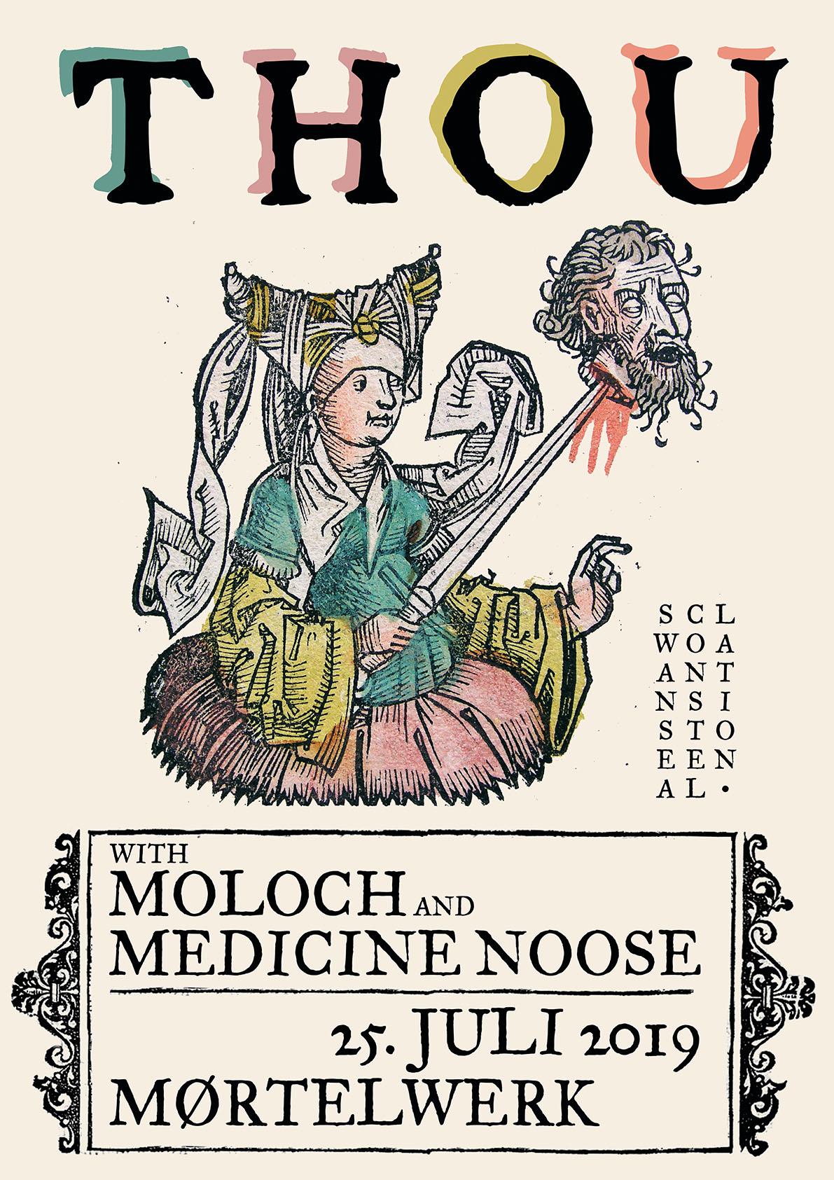 Thou + Moloch |25.07.2019