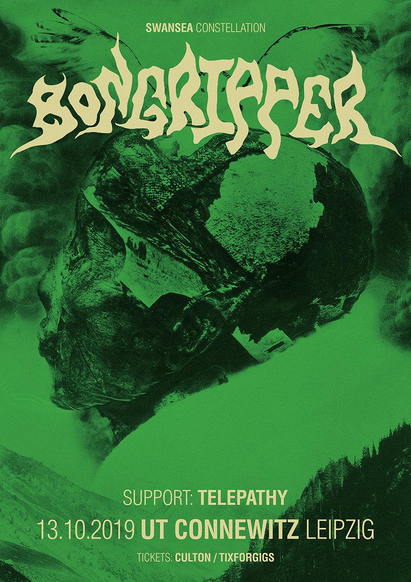 Bongripper + Telepathy | 13-10-2019