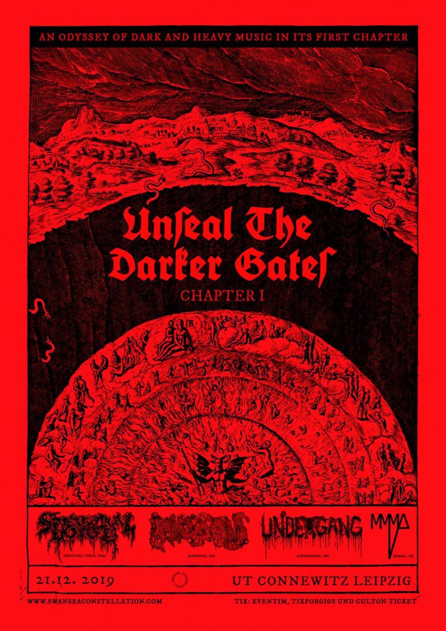 UNSEAL THE DARKER GATES